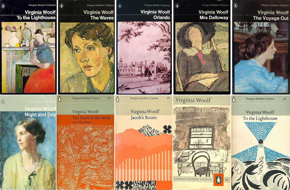 Early Virginia Woolf Books
