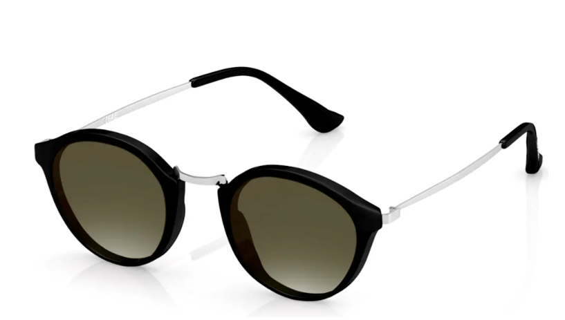 A pair of sunglasses  Description automatically generated