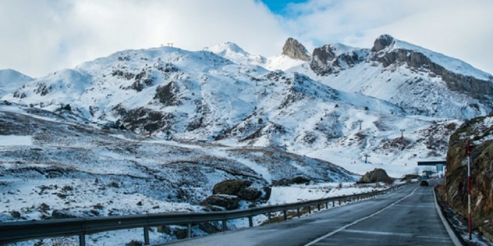 travel winter