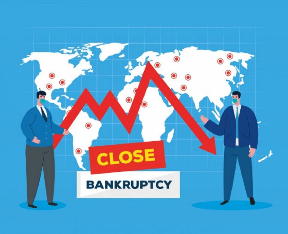 Companies That Filed For Bankruptcy