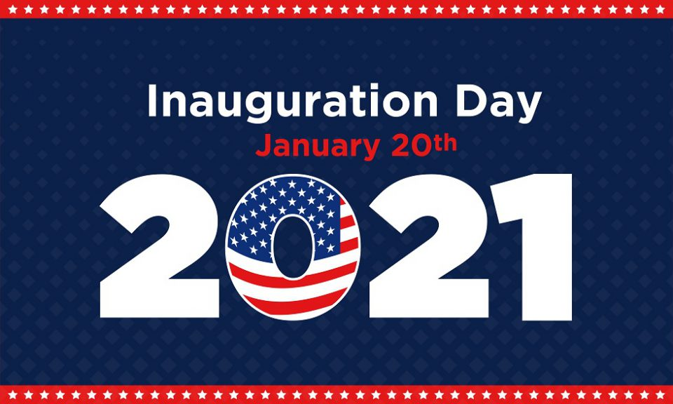 Inauguration day Presidential 2021 Us President