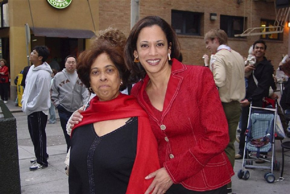 Kamala Harris's Mother