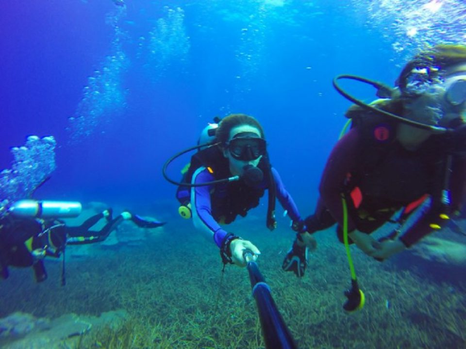 Mediterranean Vacation Spots for Scuba Divers