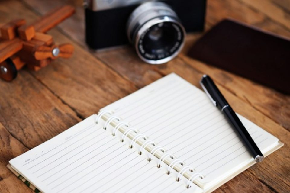how to write a travel article