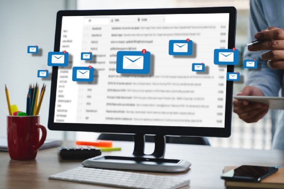 bad email habits