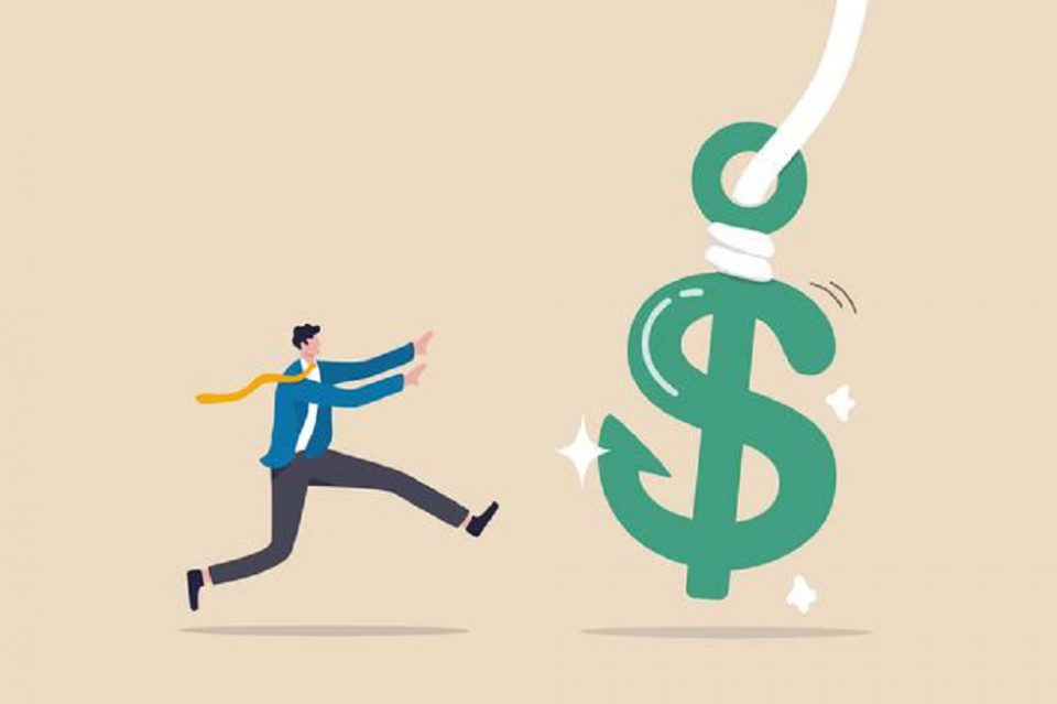 online income scam