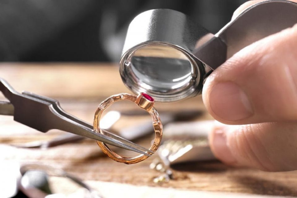 Insure Your High-End Jewelry