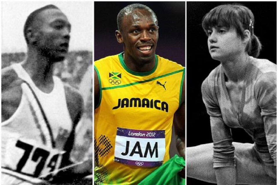 The Most Appreciated Olympians of All Time