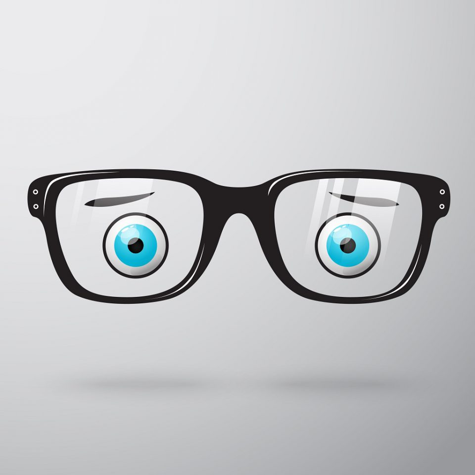 Can eyeglasses be of some help