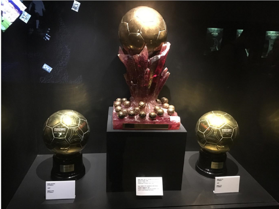 Ballon D'or 2021 – Top Contenders Revealed
