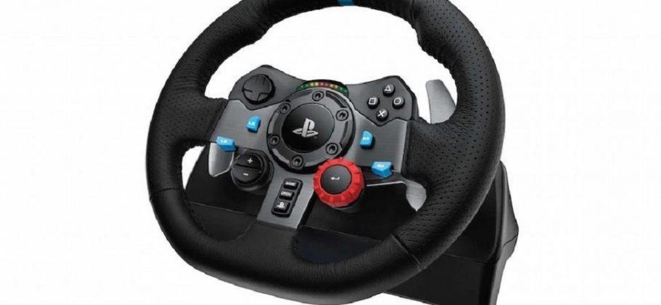 Ps4 Steering Wheels