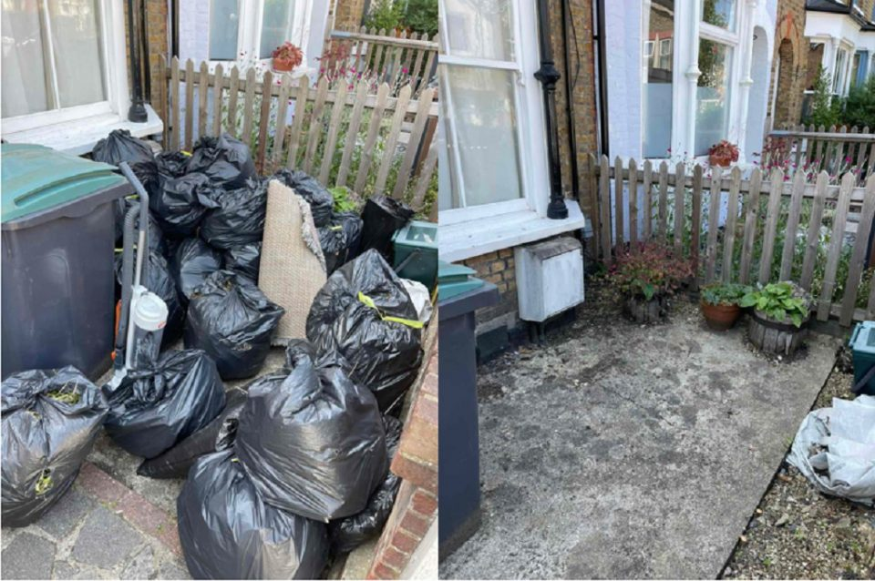 How to Arrange a Rubbish Removal Service